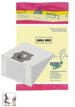 10 StaubsaugerbeutelStaubbeutel passend für AKA Effect 3001-3002